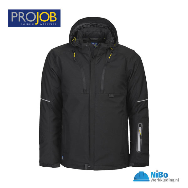 ProJob Softshell jas for him